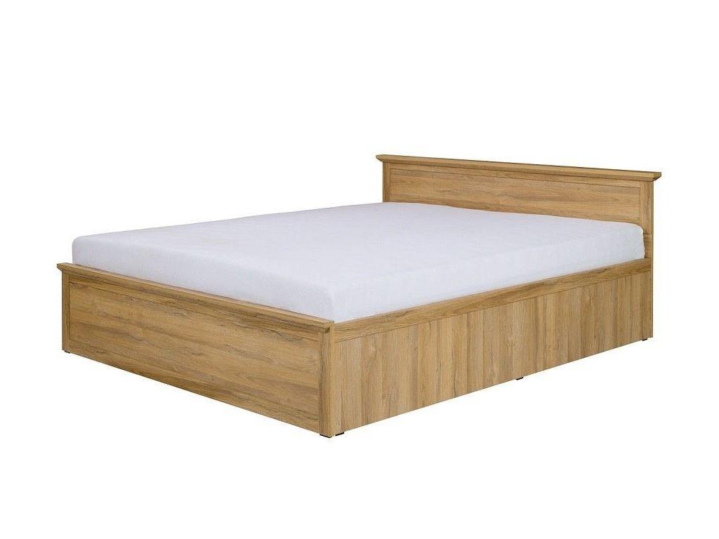 Łóżko MZ 21, system Mezo, powierzchnia spania 160/200 cm.