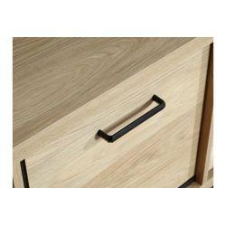 Komoda M 7, system Mediolan,2 x szuflada, 3 x drzwi. szerokość 135 cm.