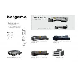 Narożnik Bergamo U,...
