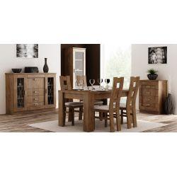 Stół rozkładany 90 x 160 x 200 system Tadeusz.