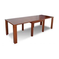 Stół S 24, rozkładany 90 / 90 / 330 cm.