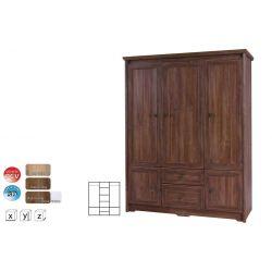 Duża szafa do sypialni PS...