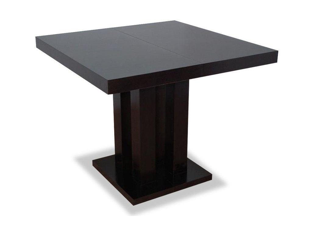 Stół S 34, rozkładany 90 x 90 x 240 cm.