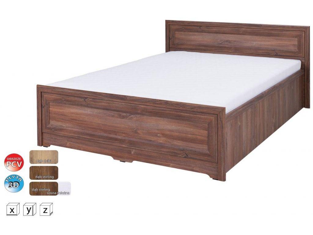 Łóżko PS 16 system Parys, 200 x 160 spanie.