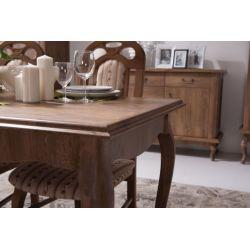 Stół rozkładany 90 x 160 x 210 DA 23 system Diana.