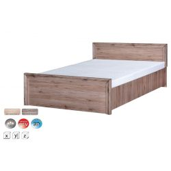 Łóżko MR 22, spanie 160 x 200 cm, system Mars.