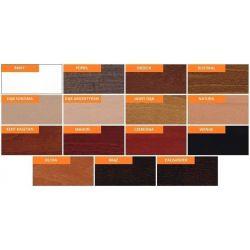 Sofa FALCO II, rozkładana dwuosobowa, powierzchnia spania 113 x 190 cm.