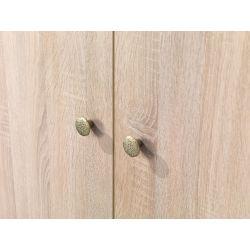 Szafa F4, system FINEZJA, 4 drzwi, szerokość 200 cm.