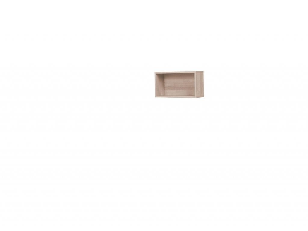 Mała półka C11, sstem COSMO, szerokość 45 cm.