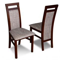 Zestaw do jadalni,  stół rozkładany z blatem laminowanym 80/160/200, krzesło K75.