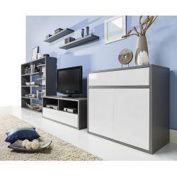 Półka Z06, system ZONDA, szerokość 100 cm.