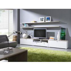 Półka wisząca L 5, system LIVING, szerokość 92 cm.