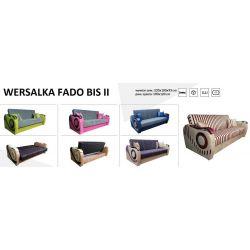 Wersalka FADO BIS II, powierzchnia spania 190 x 120 cm.