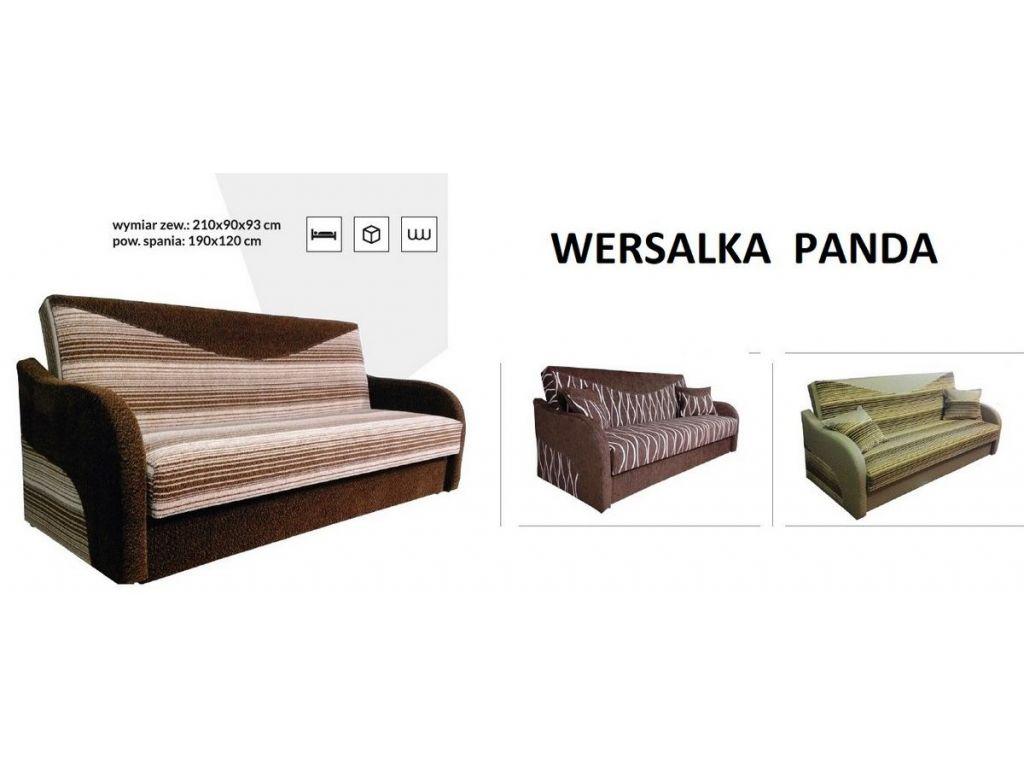 Wersalka PANDA, bonell, powierzchnia spania 190 x 120 cm.