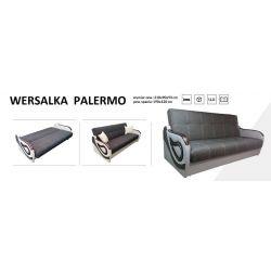 Wersalka PALERMO, bonell, powierzchnia spania 190 x 120 cm.