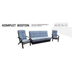 Zestaw wypoczynkowy BOSTON (wersalka + 2 fotele).