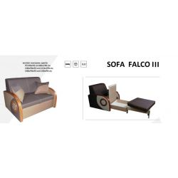Sofa FALCO III, rozkładana...