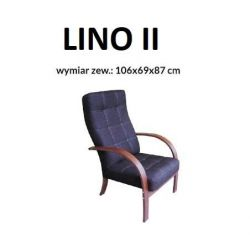 Fotel LINO i LINO II.