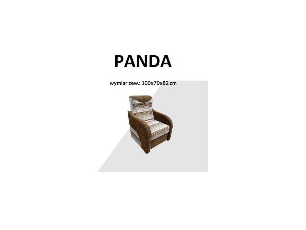 Fotel PANDA.