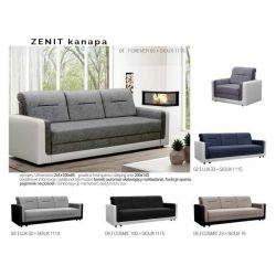 Fotel ZENIT. Komfortowy 100 cm szerokość.