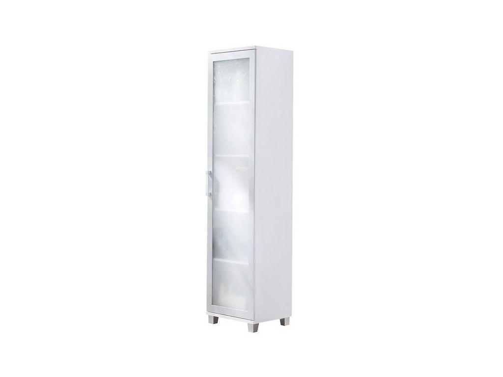 Regał szkło M11, system MAXIMUS, szerokość 50 cm.