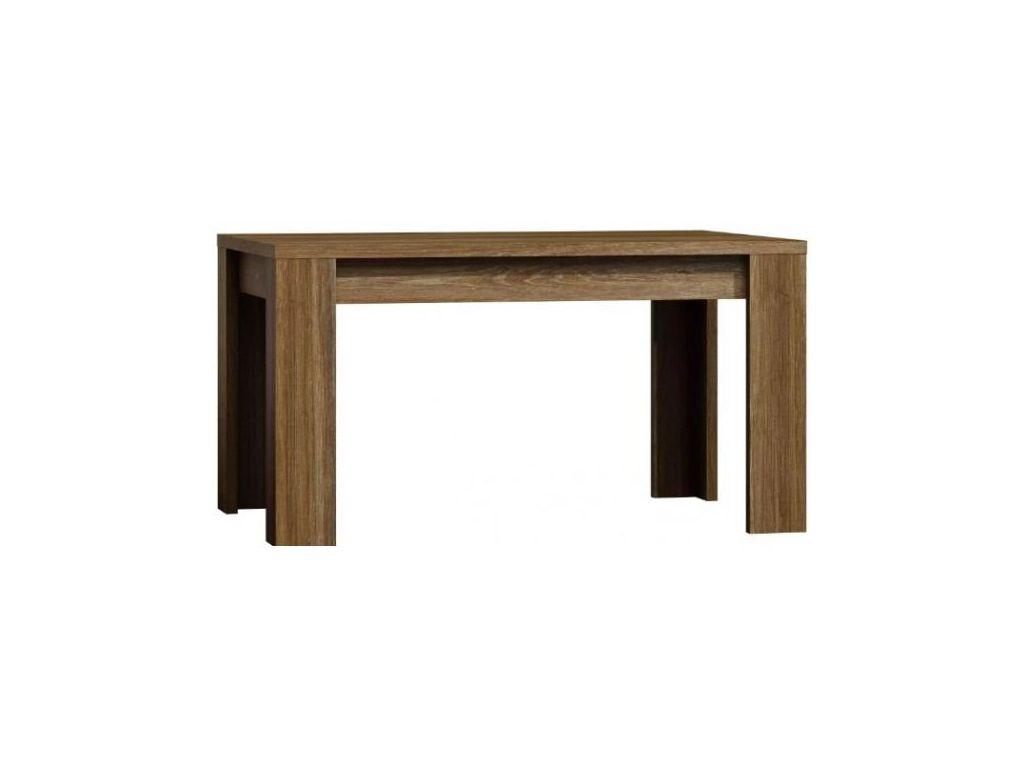 Stół mały INDIANAPOLIS, wymiar 120 x 80 x 74 wysokość.