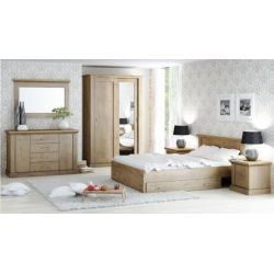 Szuflada do łóżka A 6, 150 x 48 x 19,5 wysokość system Antica.