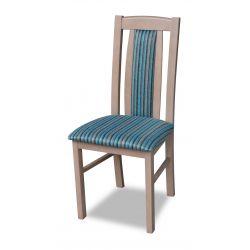 Zestaw do jadalni 27, stół S18-L wymiar 80 x 160 x 200 krzesło K26, 6 szt.