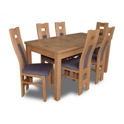 Zestaw do jadalni 29, stół...