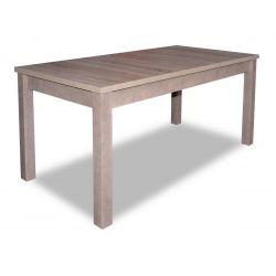 Zestaw do jadalni 31, stół S18-L wymiar 80 x 160 x 200 krzesło K61, 6 szt.