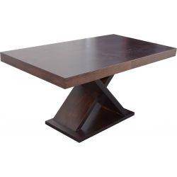 Zestaw do jadalni 40, stół S50 wymiar 90 x 160 x 210 krzesło K64, 6 szt.