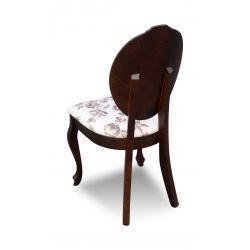 Zestaw do jadalni 52, stół S39 wymiar 90 x 170 X 250(2 x 40) krzesło K76 ,6 szt.