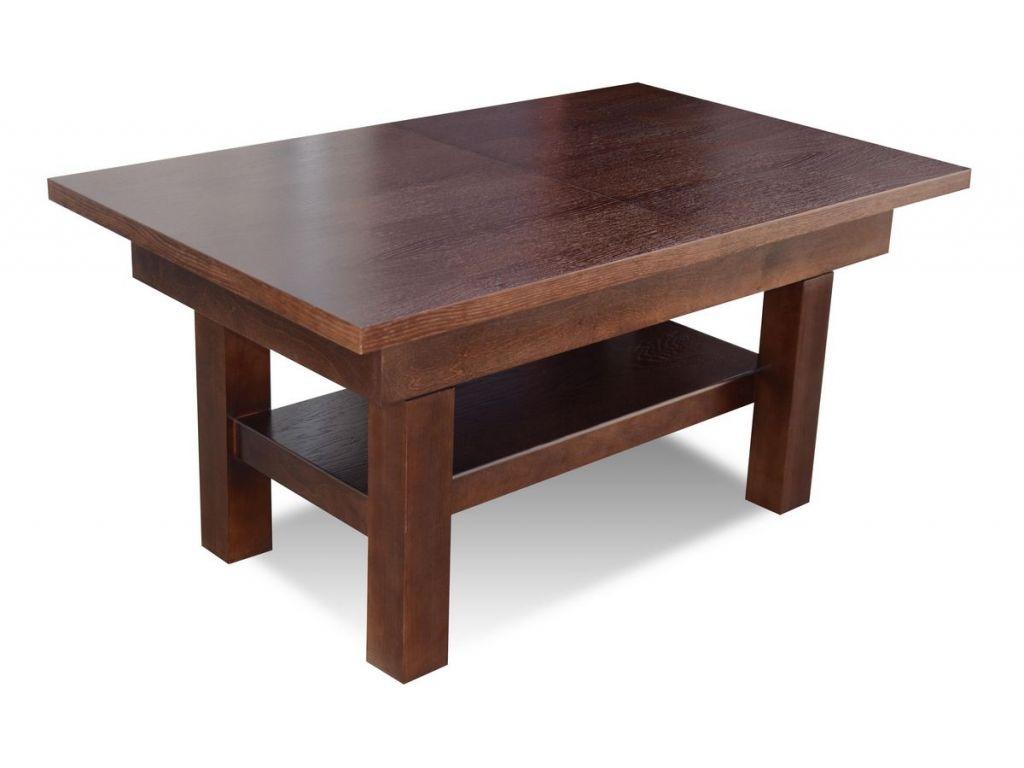 Stół S 37, rozkładany 80 x 130 x 170 cm.